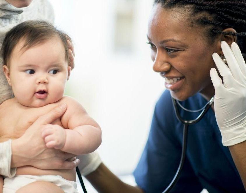 Website for Paediatricians